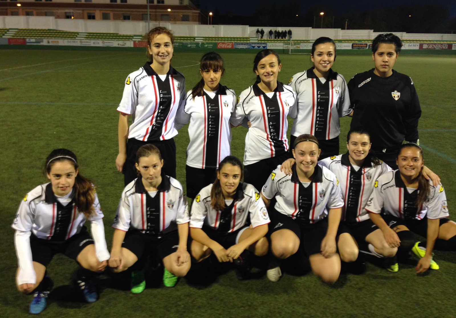 CD Al-Basit B - CD Ciudad Real