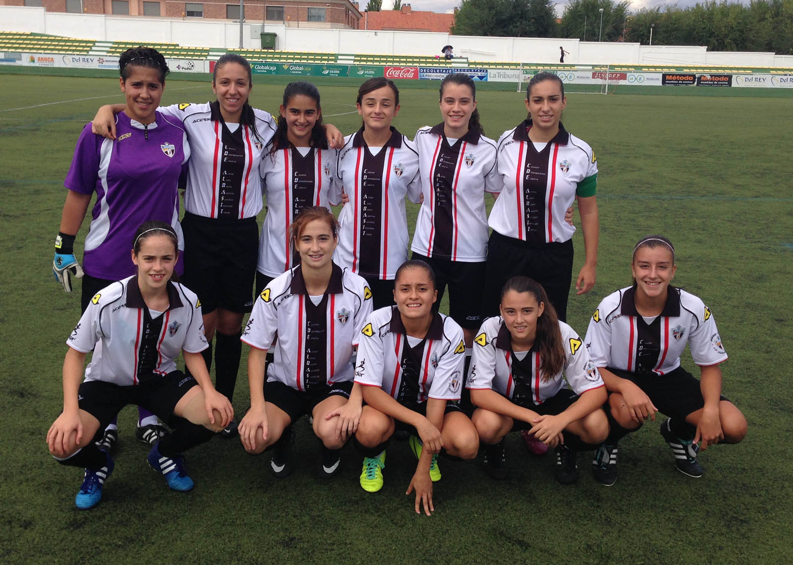 CD Al-Basit B - FF La Solana B