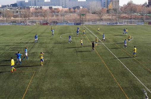 CD Ciudad Real - Sporting de La Gineta