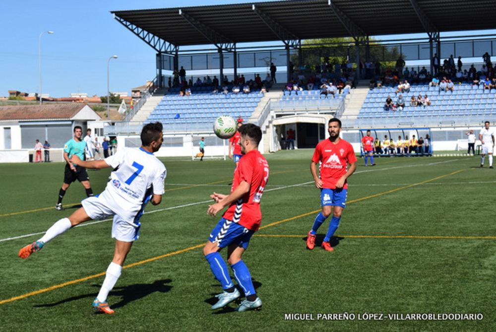 CD Illescas - CP Villarrobledo