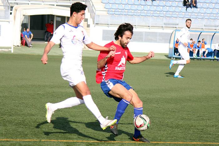 CD Illescas - CP Villarrobledo (Foto: CP Villarrobledo)