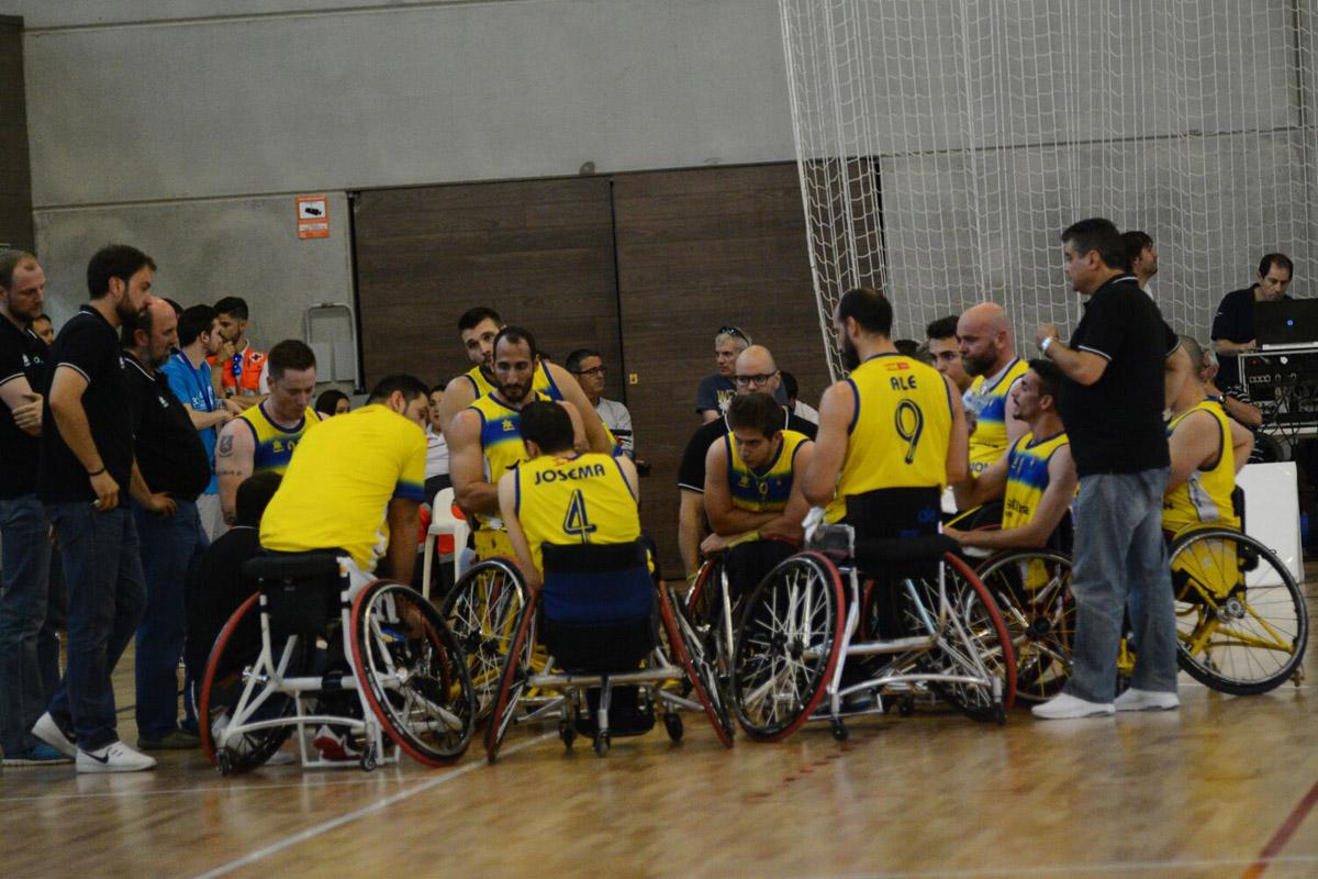 CD Ilunion - BSR Amiab Albacete Final de Liga