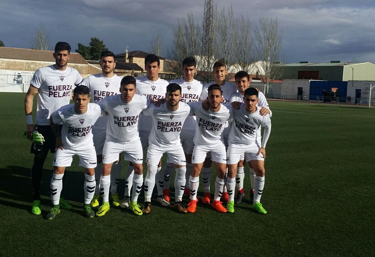 CD Madridejos - Albacete B