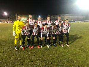 CD Manchego - Atlético Ibañés