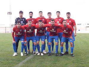 CD Marchamalo - La Roda CF