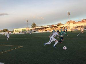 CD Quintanar del Rey - Atlético Albacete