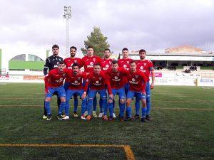 CD Quintanar del Rey - La Roda CF