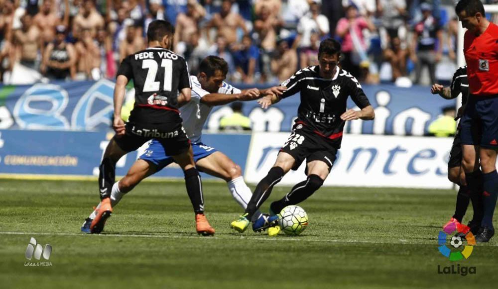 CD Tenerife - Albacete Balompié (Foto LFP)