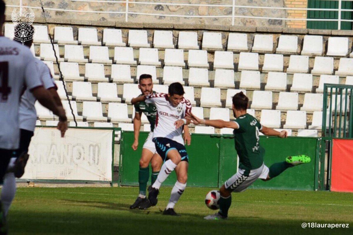 CD Toledo - Atlético Albacete