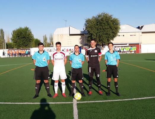 CD Villacañas - Atlético Albacete