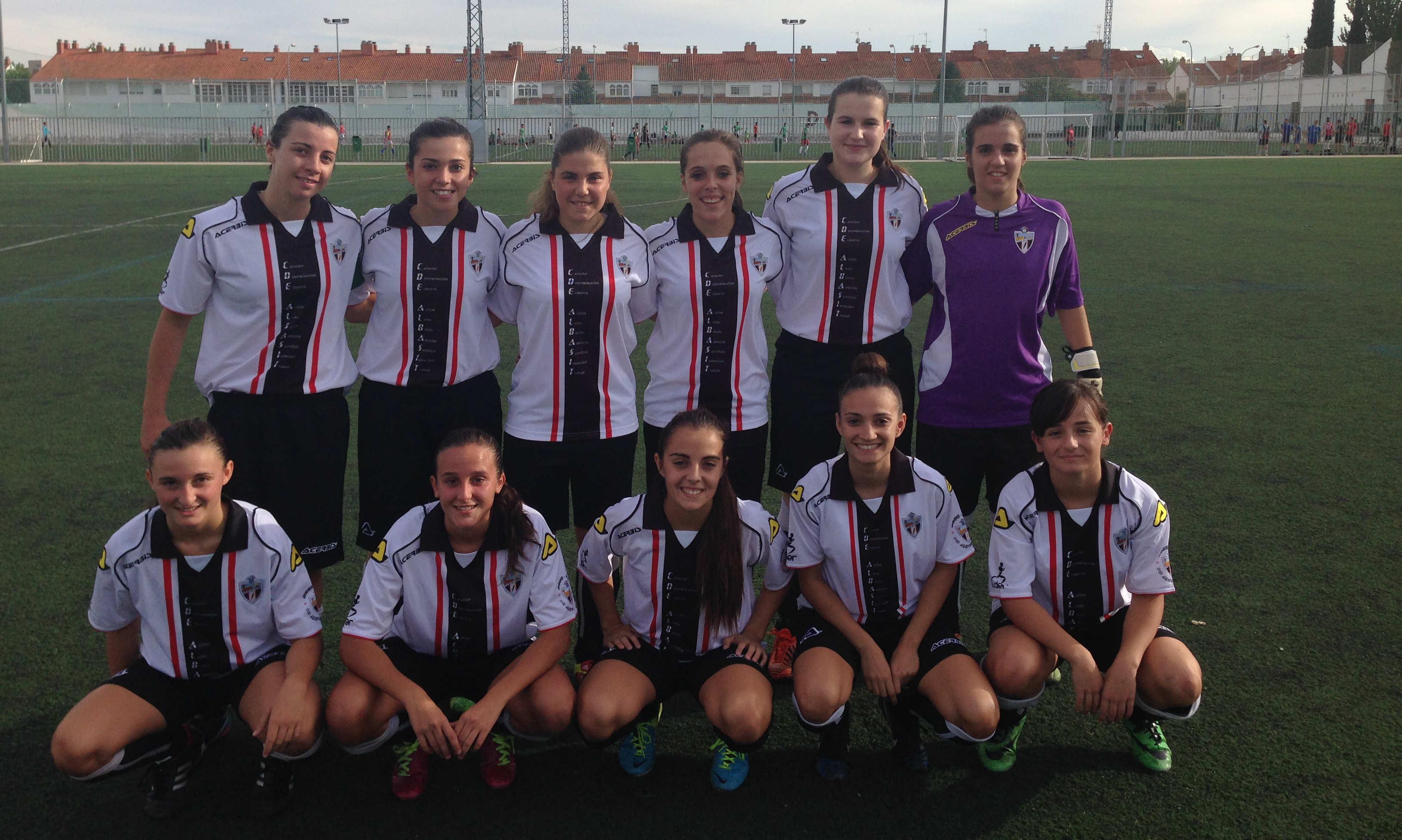 CDE Al-Basit - FF La Solana B