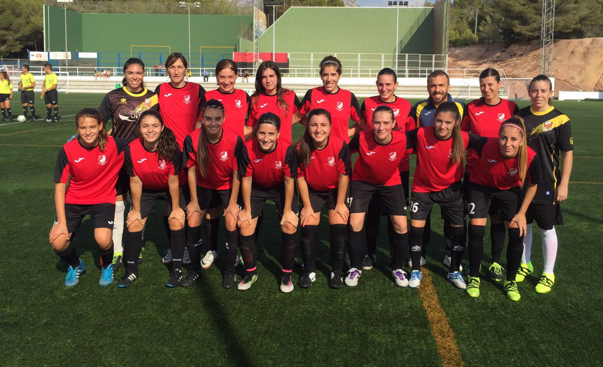CF Ciudad de Benidorm - CFF Albacete
