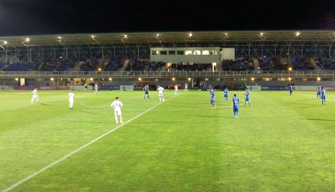 CF Fuenlabrada - Albacete Balompié