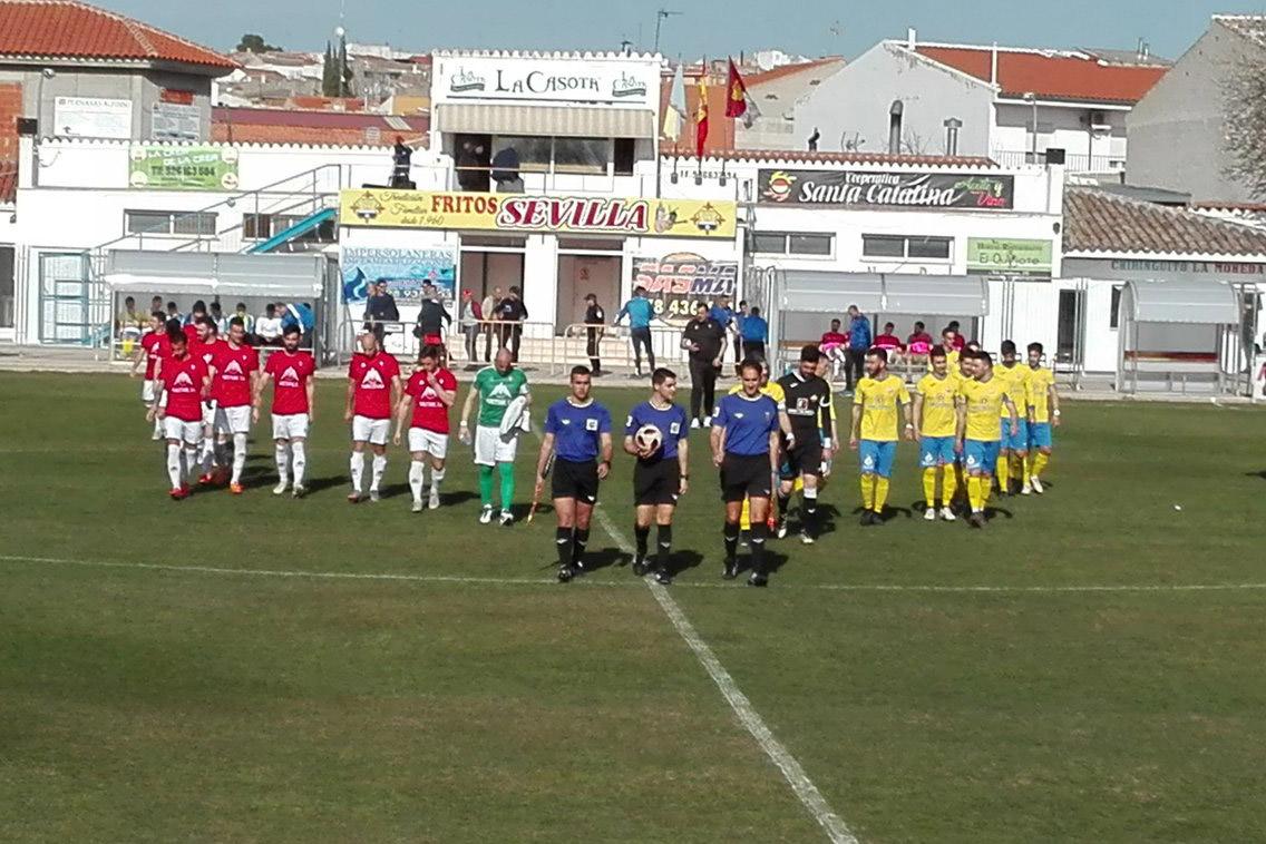 CF La Solana - CP Villarrobledo
