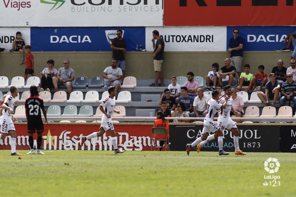 CF Reus - Albacete Balompié