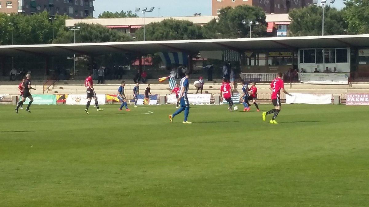 CF Talavera - CP Villarrobledo