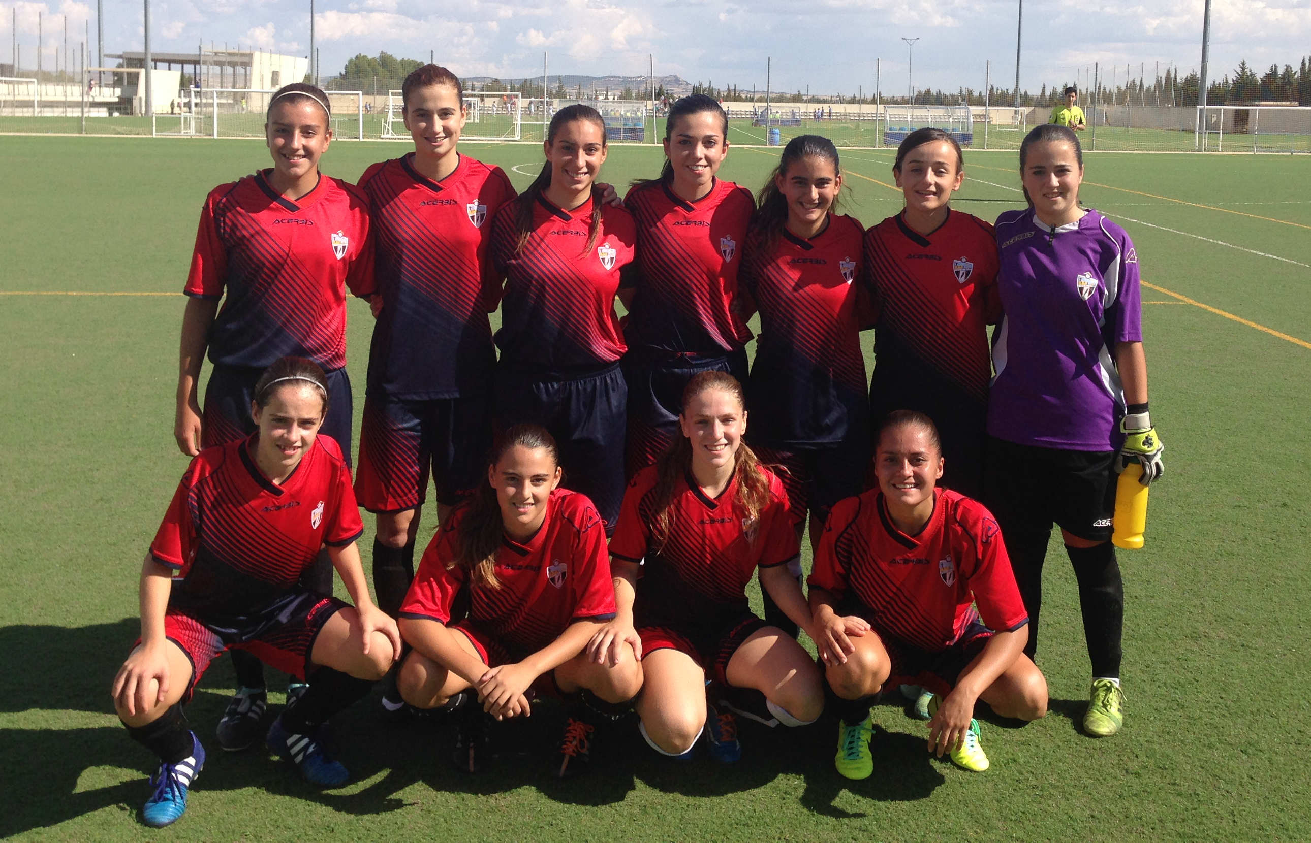 CFF Albacete B - CD Al-Basit B
