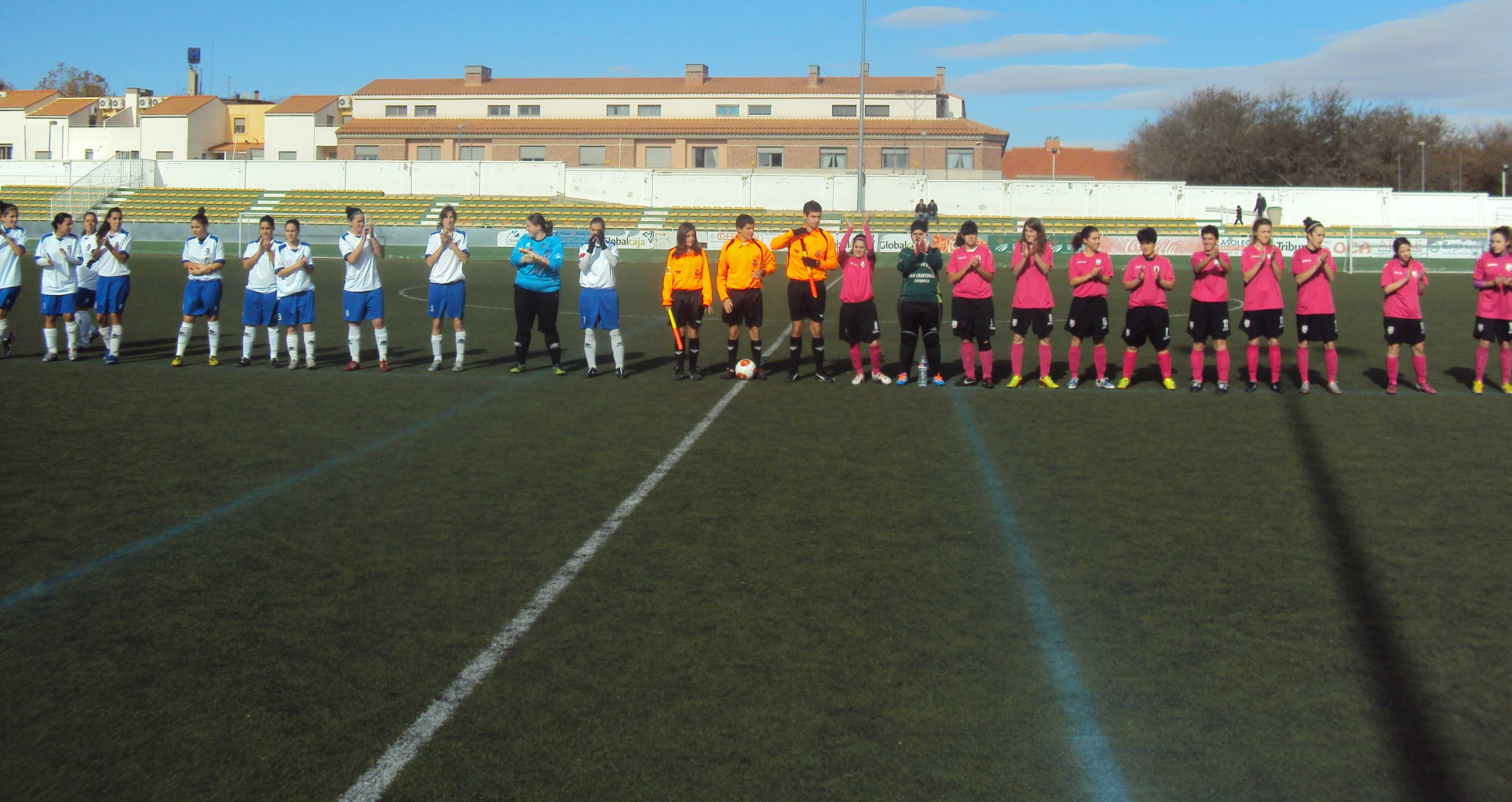 CFF Albacete - CDE Pozo de las Nieves (Foto: Maribel Benítez)