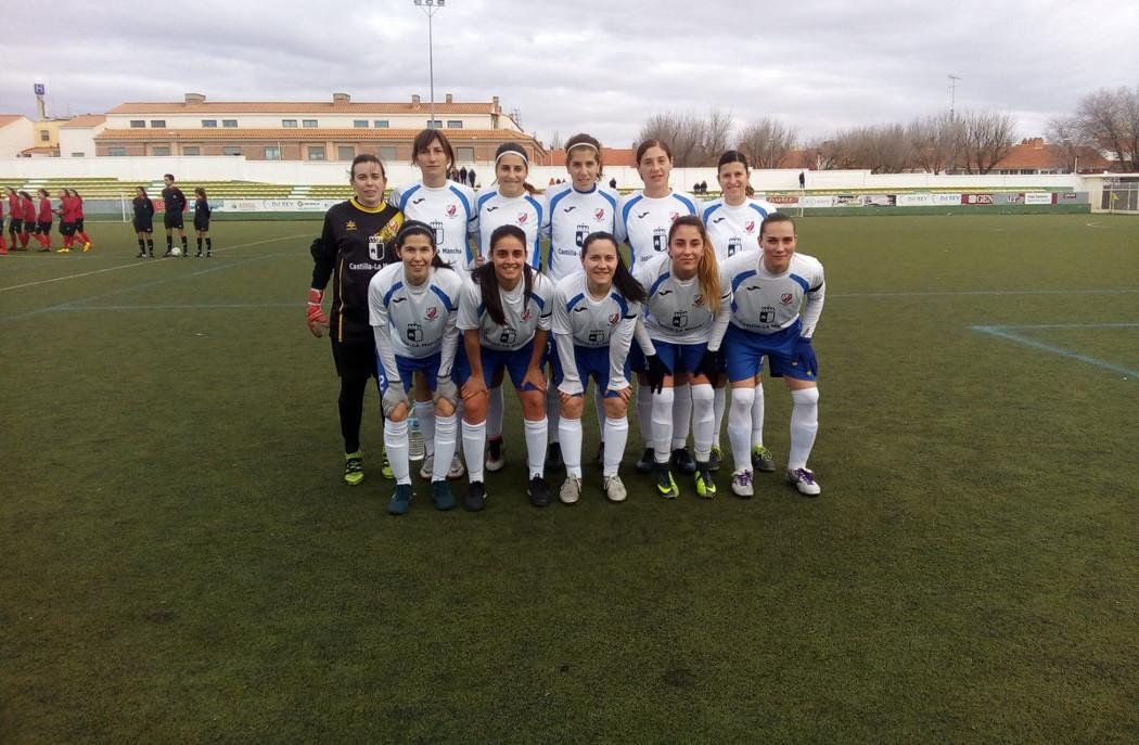 CFF Albacete - CF Ciudad de Benidorm