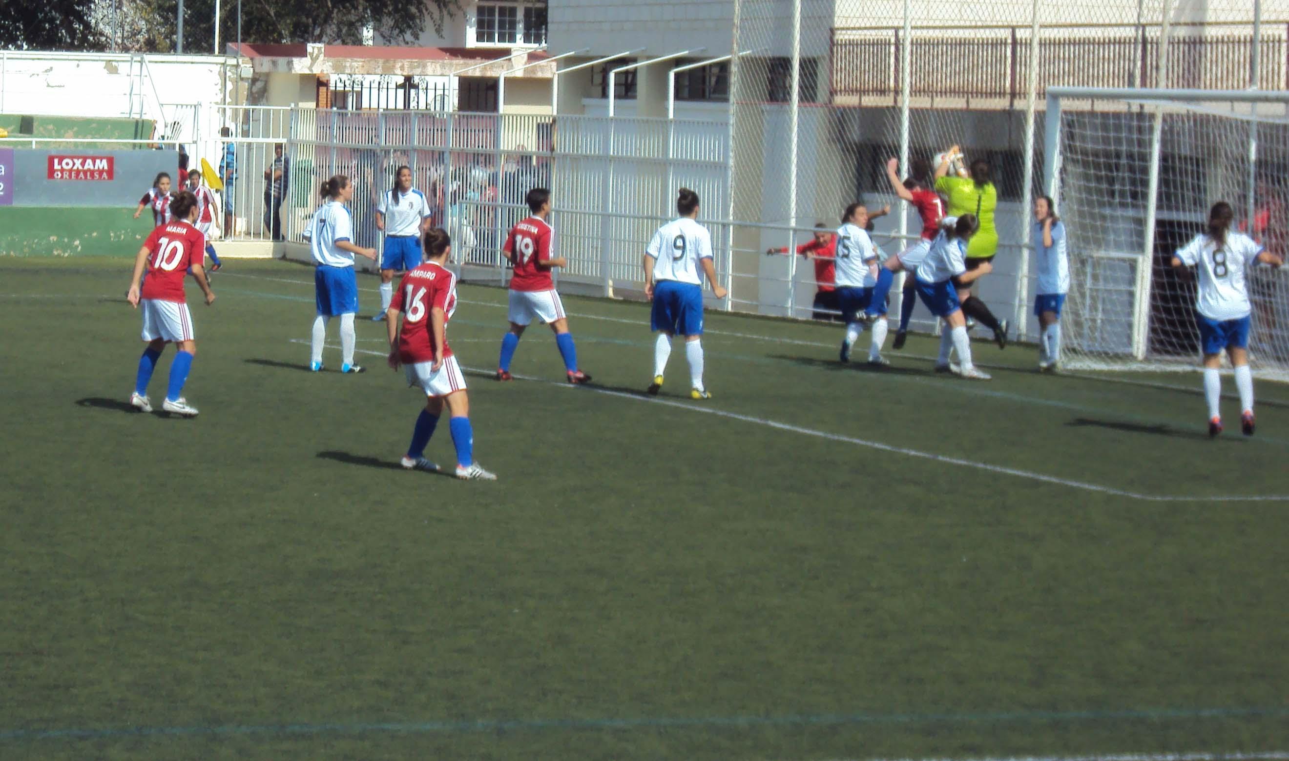 CFF Albacete - CFF Maritim