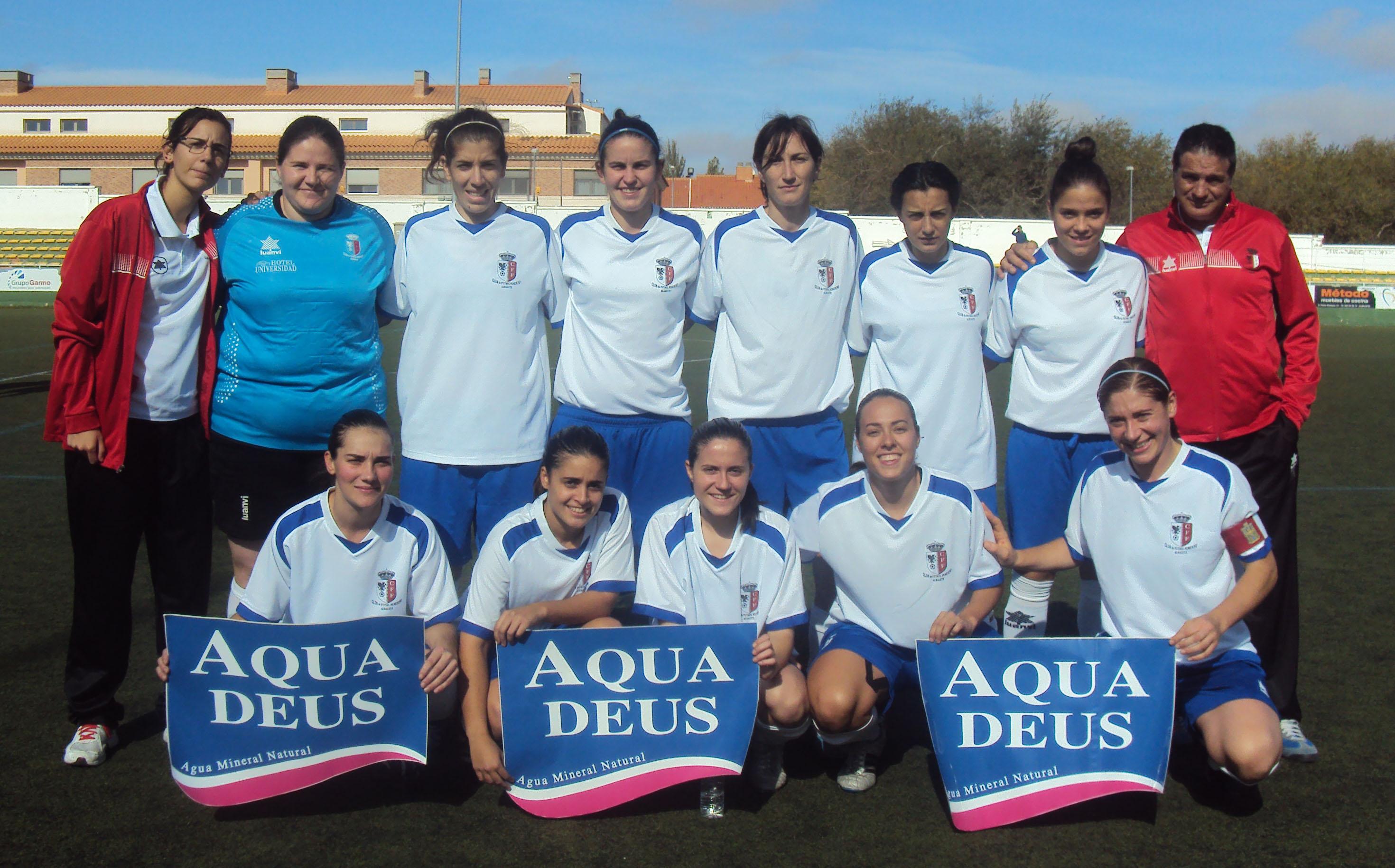 CFF Albacete - Murcia FCF (Foto: Maribel Montero)