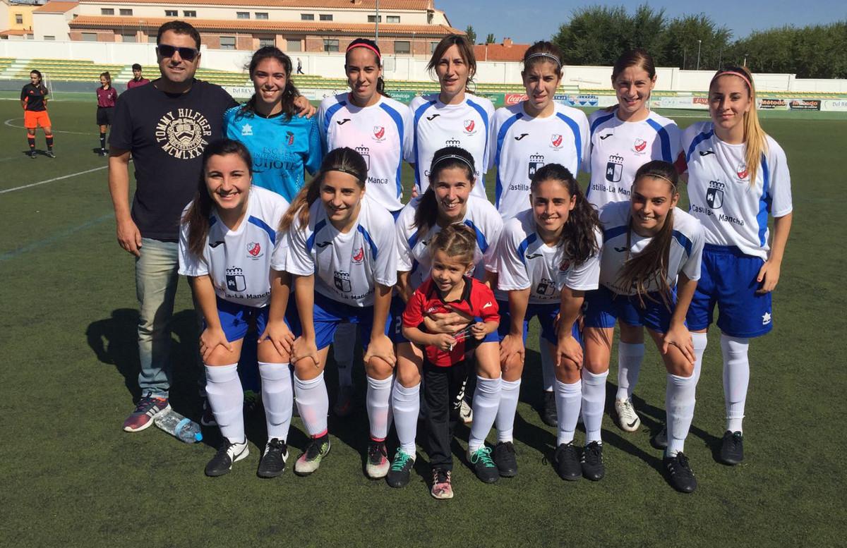 CFF Albacete - Valencia B
