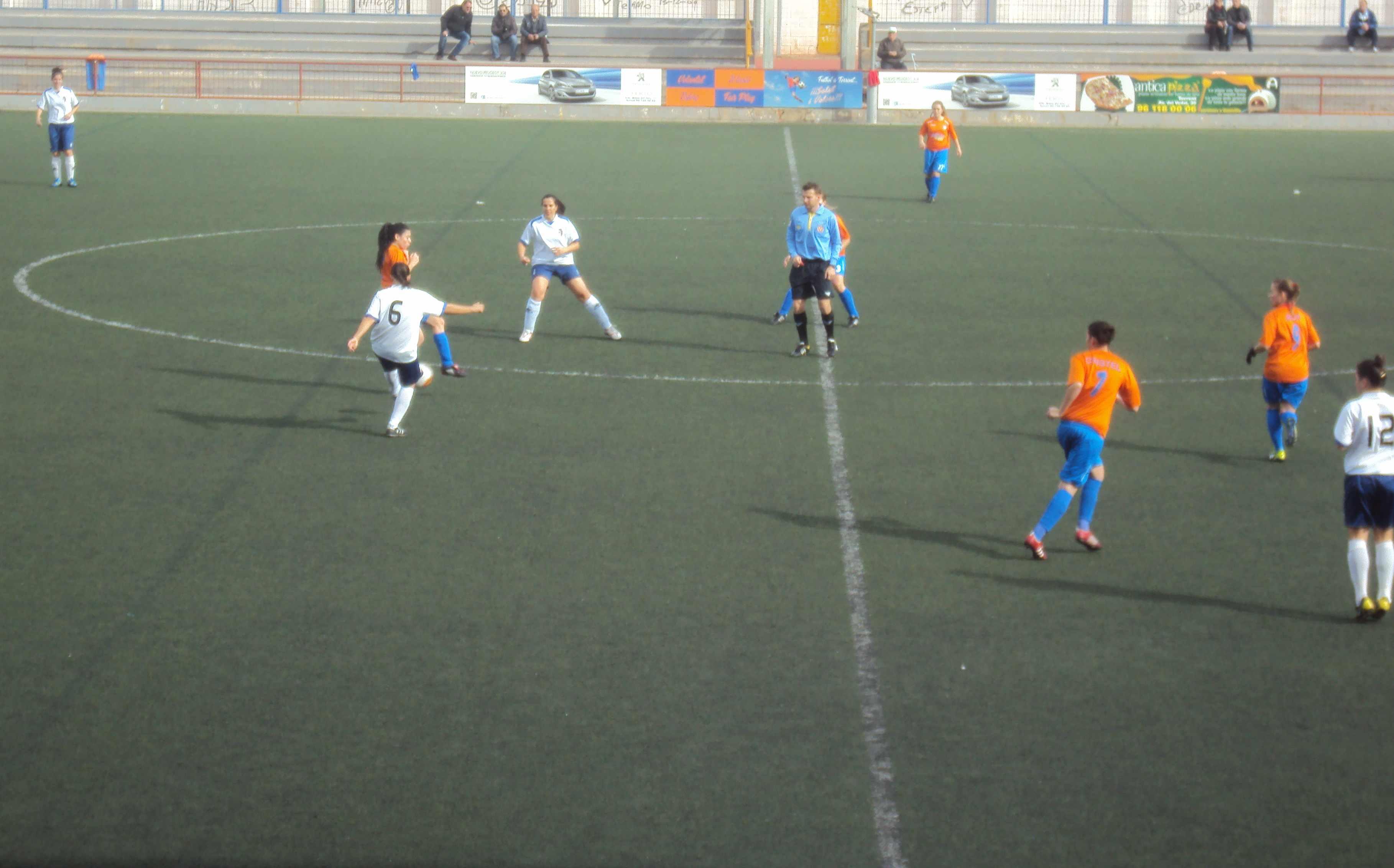 CFF Ciutat de Torrent - CFF Albacete (Foto: Maribel Montero)