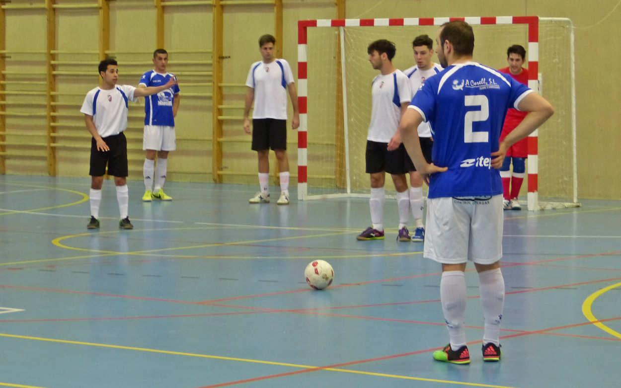 CFS Minaya - Albacete FS