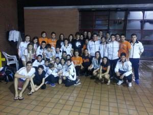 Integrantes del CN Albacete (Foto: CN Albacete)