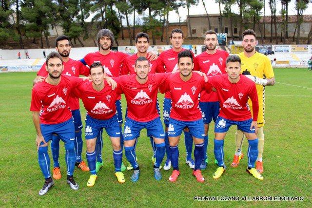 CP Villarrobledo - Albacete B