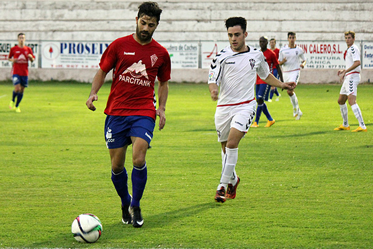 CP Villarrobledo - Albacete B (Foto: CP Villarrobledo)