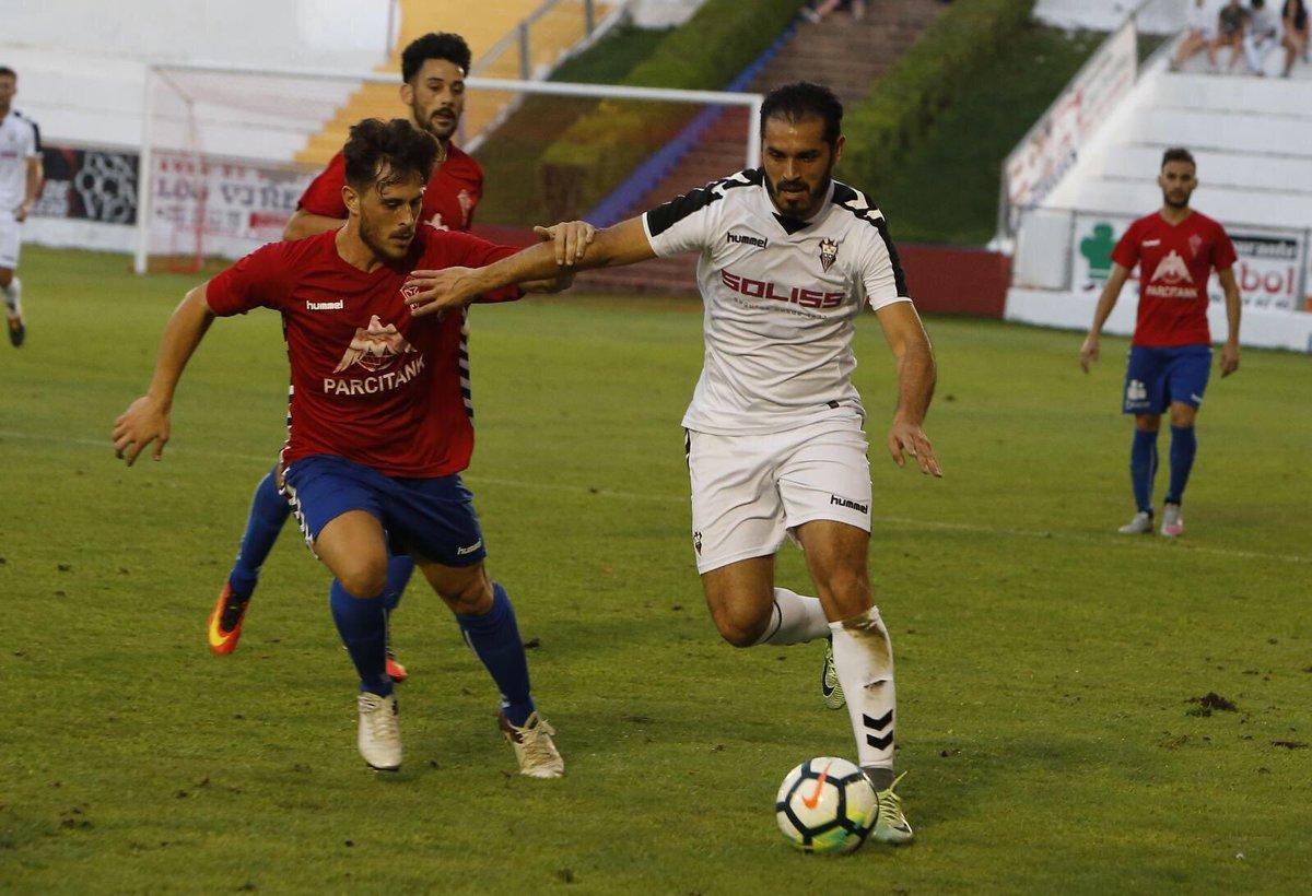 CP Villarrobledo - Albacete Balompié