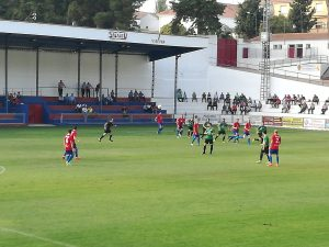 CP Villarrobledo - Atlético Ibañés