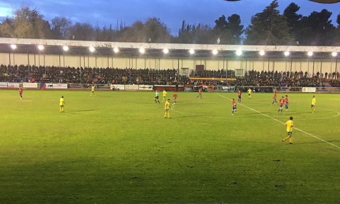 CP Villarrobledo - Atlético Tomelloso