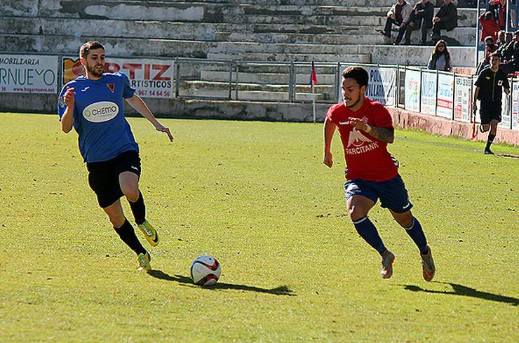 CP Villarrobledo - CD Azuqueca