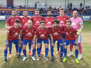 CP Villarrobledo - Formac Villarrubia CF