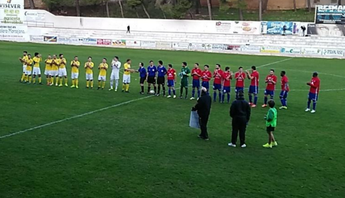 CP Villarrobledo - Sporting de La Gineta