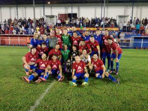 CP Villarrobledo - UB Conquense Trofeo JCCM
