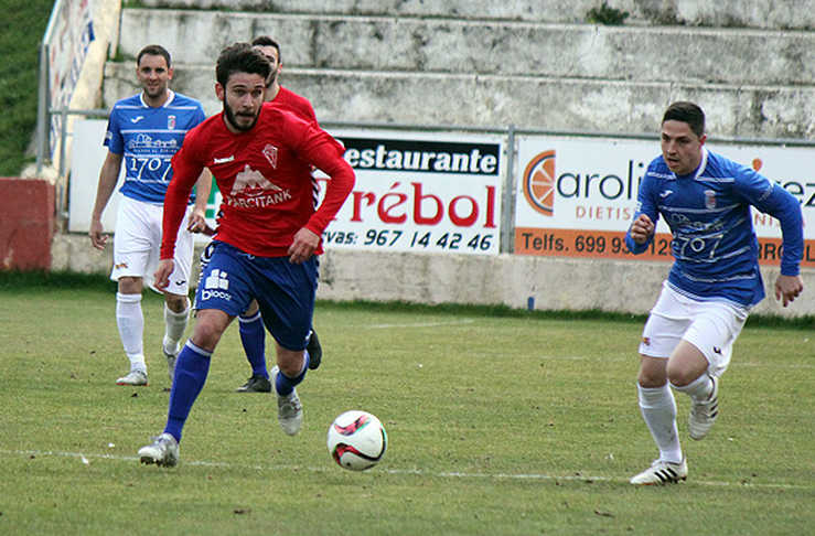 CP Villarrobledo - UD Almansa
