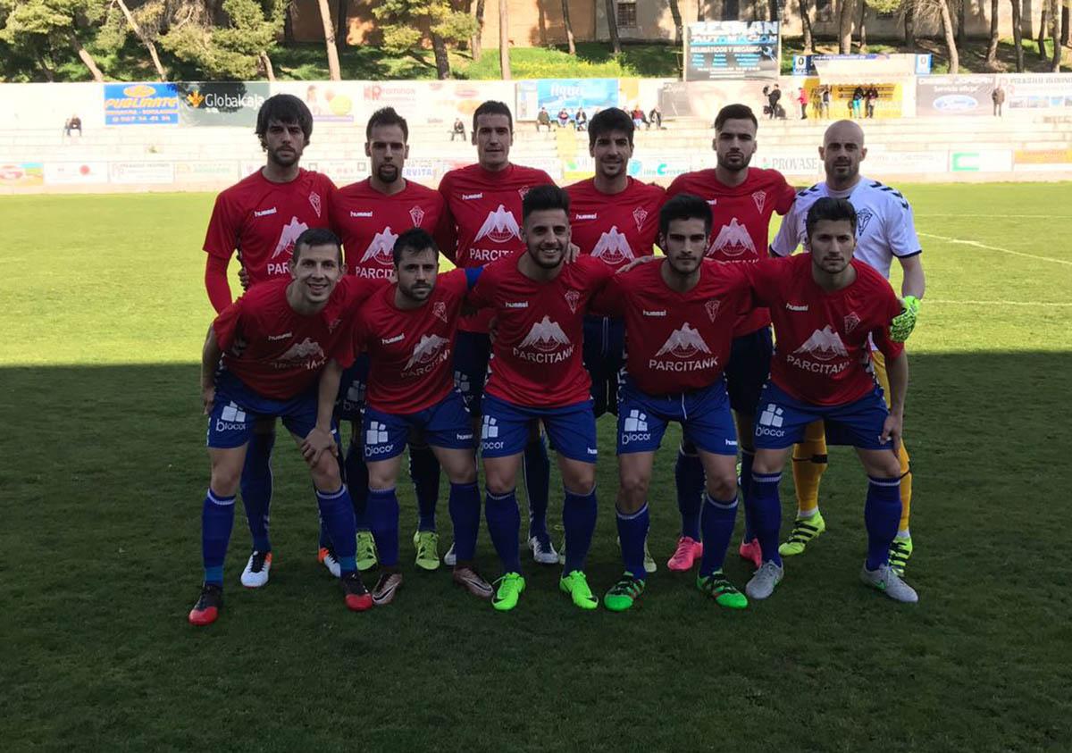 CP Villarrobledo - UD Carrión