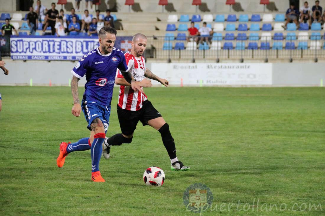 CS Puertollano - Atlético Ibañés