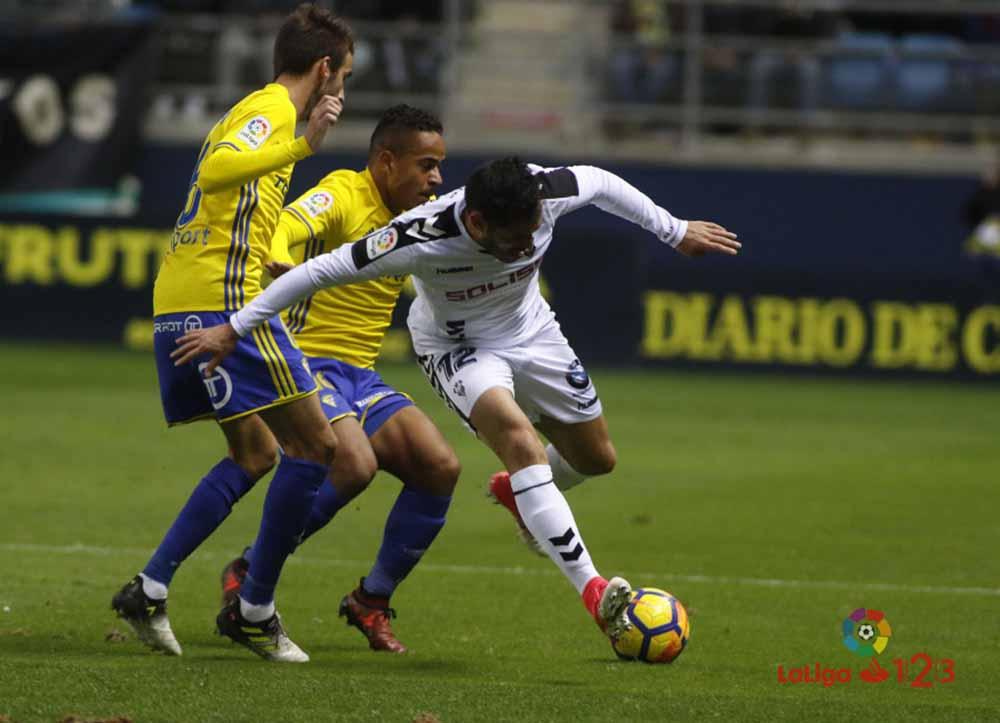 Cádiz CF - Albacete Balompié