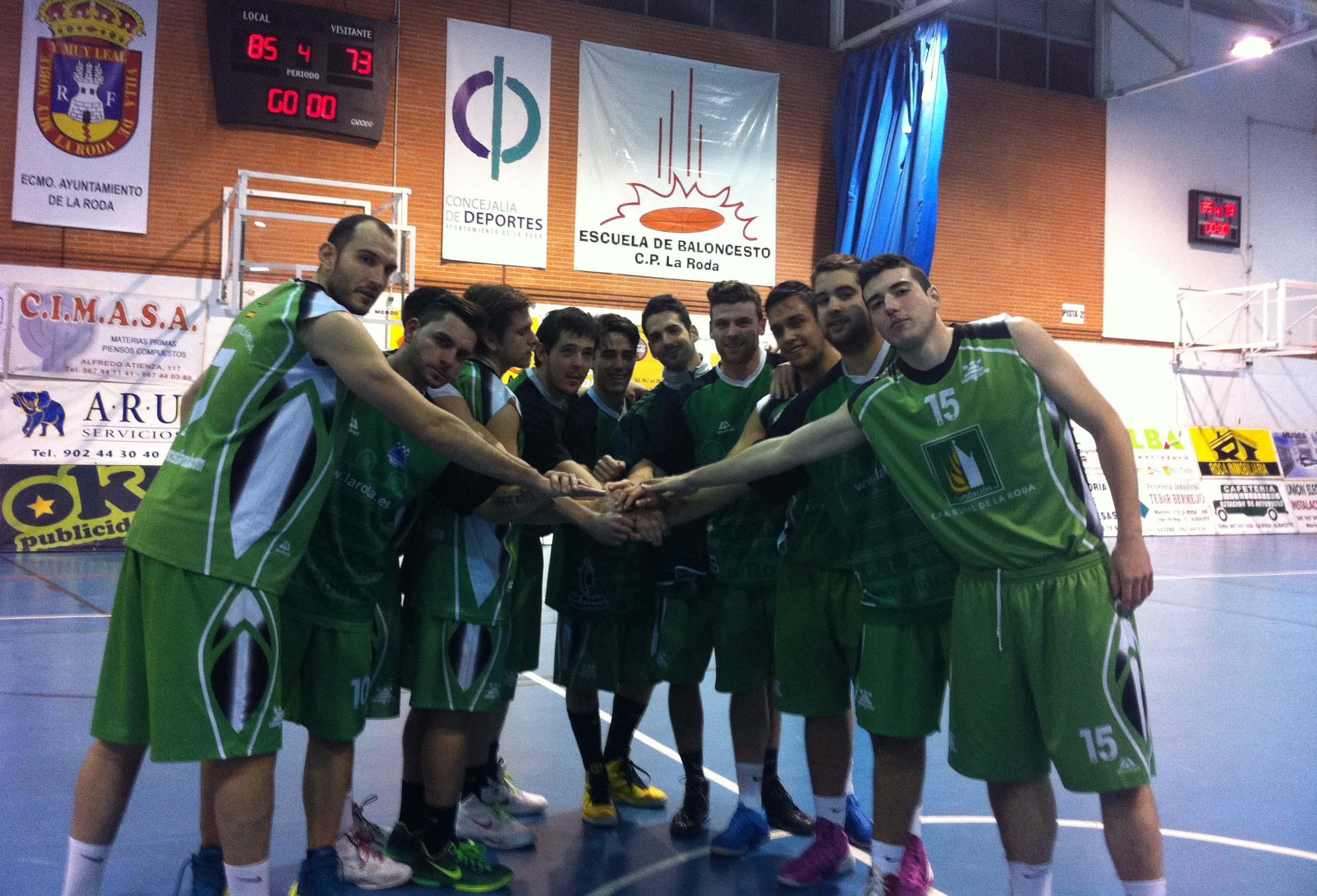 Imagen de archivo (Foto: Baloncesto La Roda)