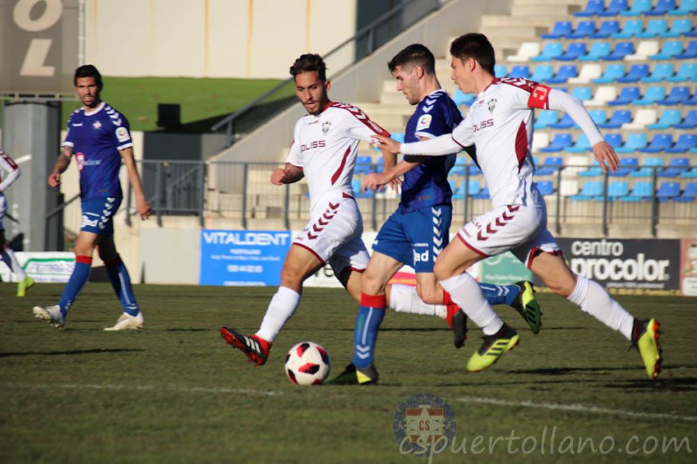 Calvo Sotelo Puertollano - Atlético Albacete