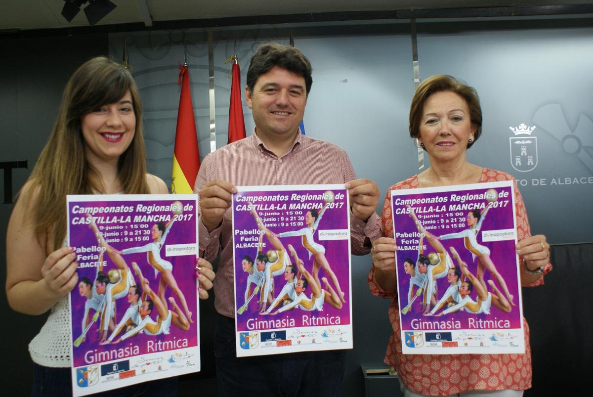 Campeonato de Gimnasia de Castilla-La Mancha