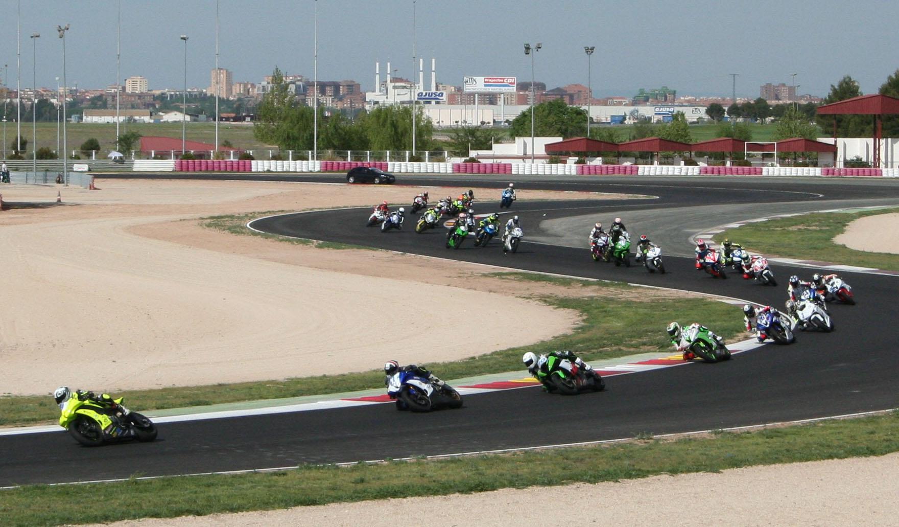 Campeonato de Castilla-La Mancha de Velocidad (Foto: Circuito)