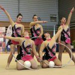 Campeonato de Gimnasia Rítmica para personas con discapacidad intelectual