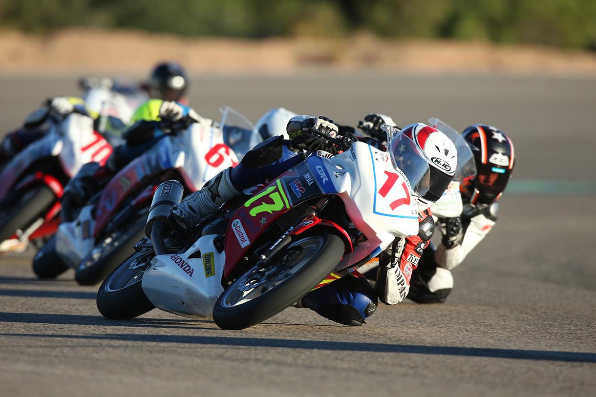 Campeonato regional de motociclismo (Foto: Circuito de Albacete)