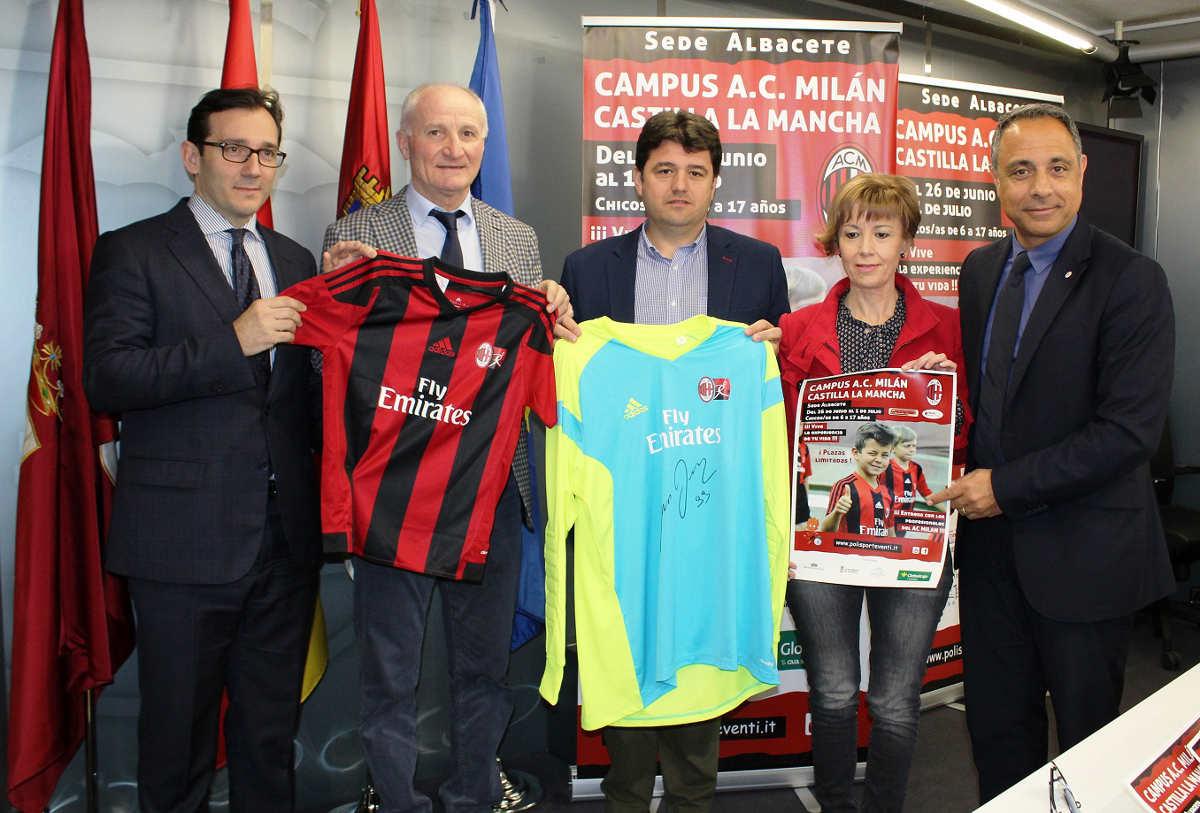 Campus de Fútbol AC Milan