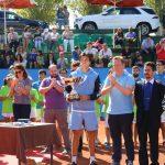Carlos Berlocq, campeón del Trofeo Internacional de Tenis Ciudad de Albacete